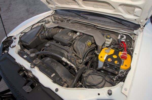 Andrew Cuba S 2005 Chevy Colorado Starts With An Optima Yellowtop Www Optimabatteries