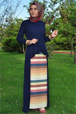 75101a8fdc73f MarkaÂlâ 0548 Tunik Etek Takım #moda #fashion #diy #tesettür #allday ...