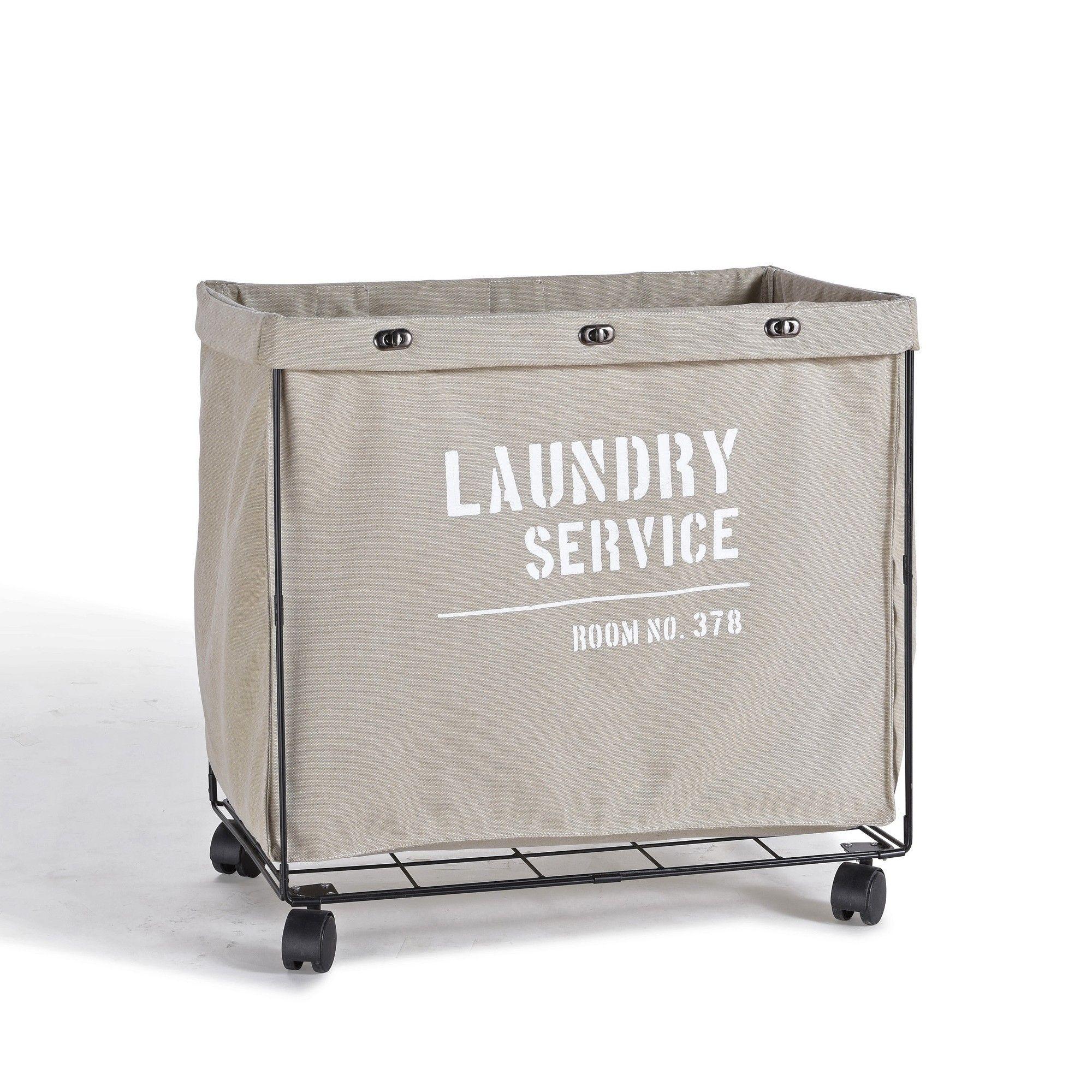 Danya B Army Canvas Laundry Hamper On Wheels Mohave Earth With Images Canvas Laundry Hamper Laundry Hamper Hamper