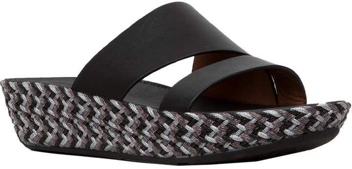 FitFlop Asya Leather Slide FitFlop Asya Leather Slide