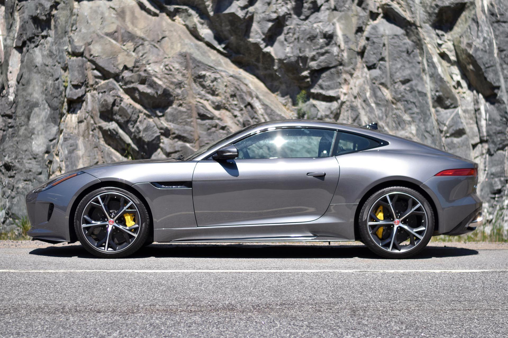 2016 jaguar f type s coupe