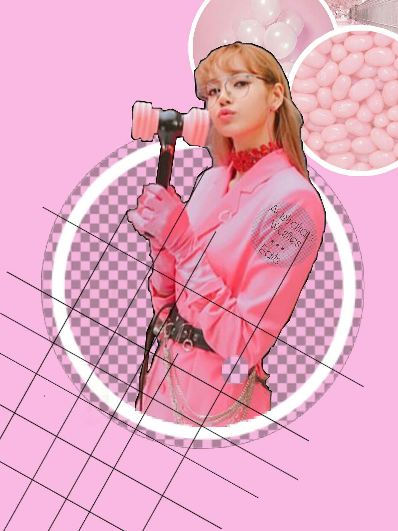 Lisa Wallpaper From Amino Made On Android I M Not Sure If It Would