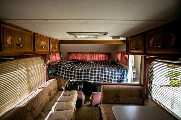 Used RVs 1989 Toyota Seabreeze RV Motorhome By Owner