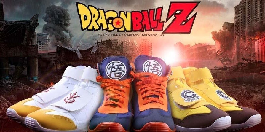 "Bring to life the legendary ""Super Sayains"" from the famous Dragon Ball Z series with these Official Tennis Shoes by Heredia Clothing. Approved by Toei Animation and Akira Toriyama."