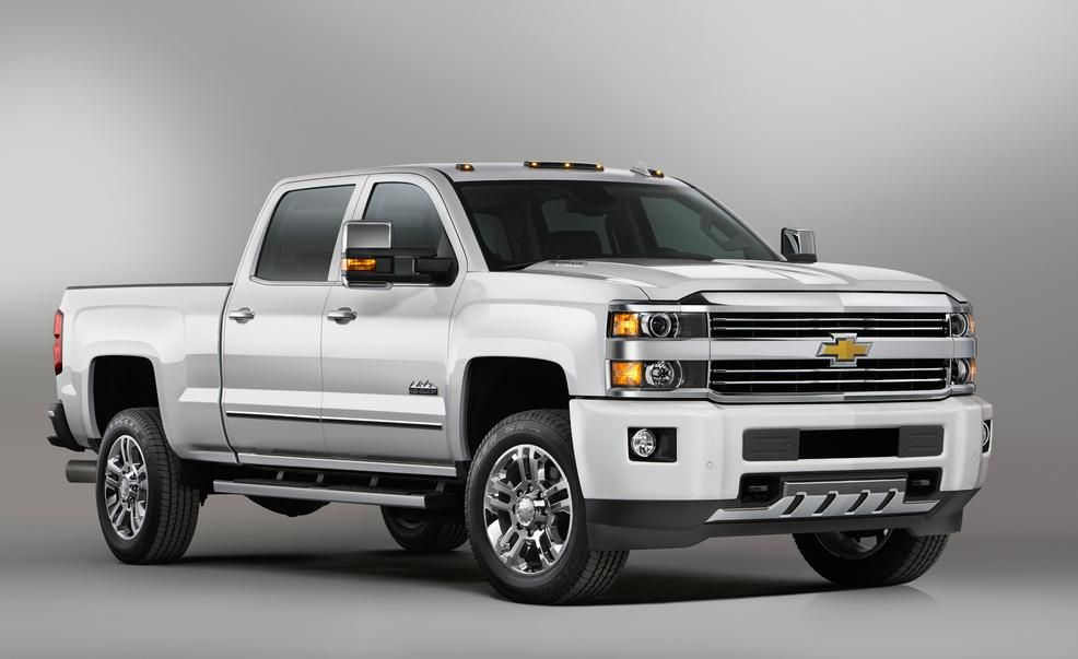 2015 Chevy High Country Diesel My Hubby Just Bought This Beauty