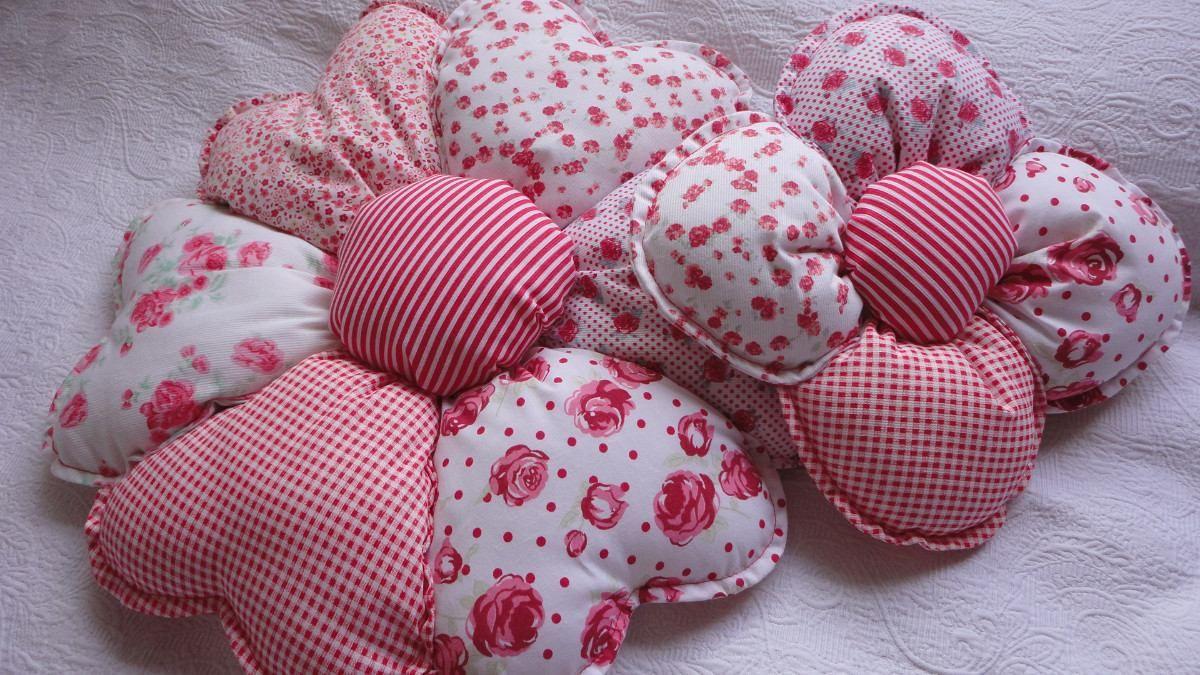 Almohadones infantiles porta pijamas p decoracion cuna - Como hacer almohadones ...