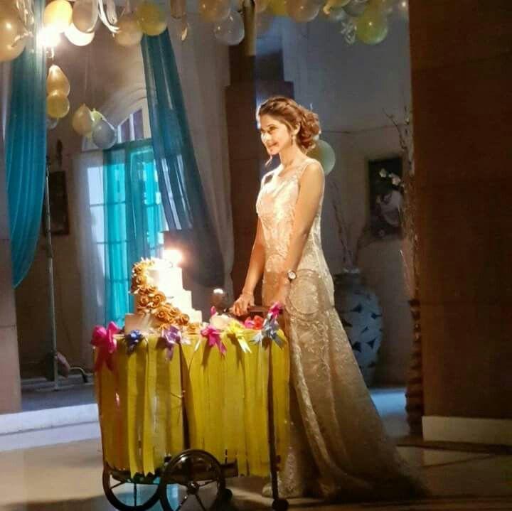 Sooooo Cute Jennifer Winget Beyhadh Asymmetrical Dress Jennifer Winget