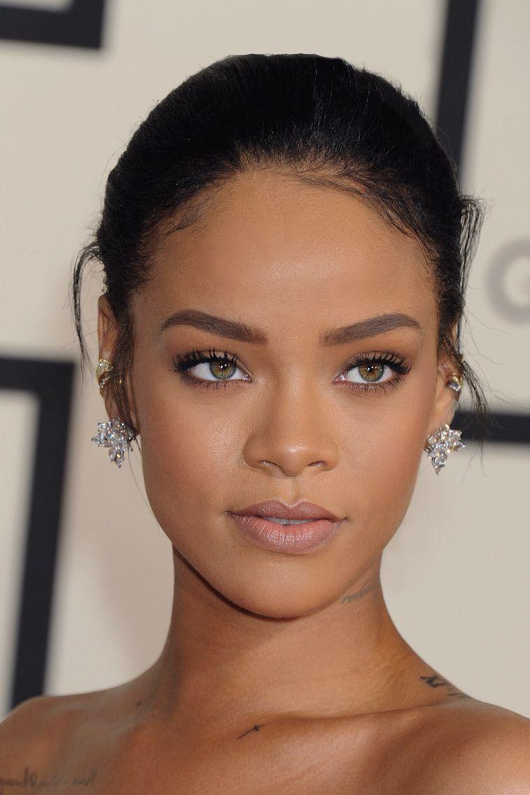 Rihanna Hair Style File Doll Me Up Pinterest Makeup Natural