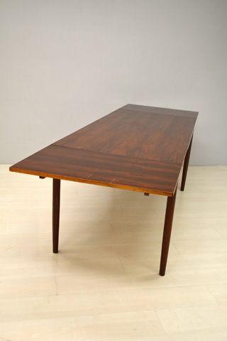 Eetkamer Tafel Uitklapbaar.Uitklapbare Eettafel Folding Dinertable 16240 Interieur In