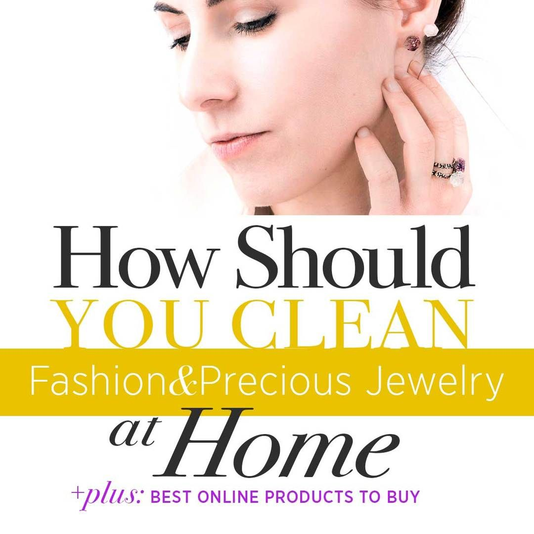 How to Clean Silver, Bronze, Gold & Gemstone Jewelry
