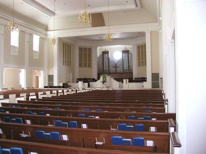 Small Church Sanctuary | Inside GPCu0027s Sanctuary