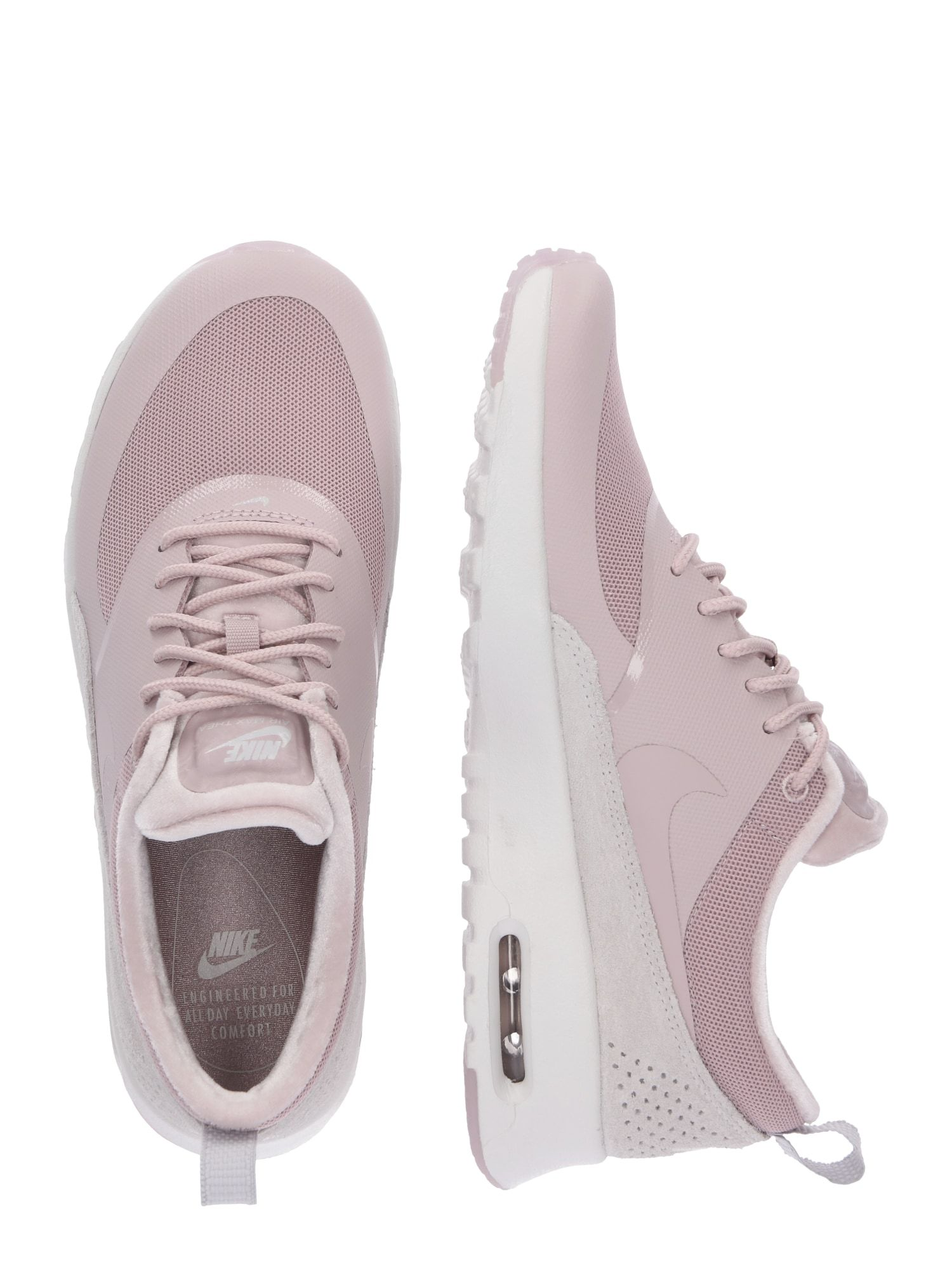 Nike Sportswear Sneaker 'Air Max Thea LX' Damen, Rosa Weiß