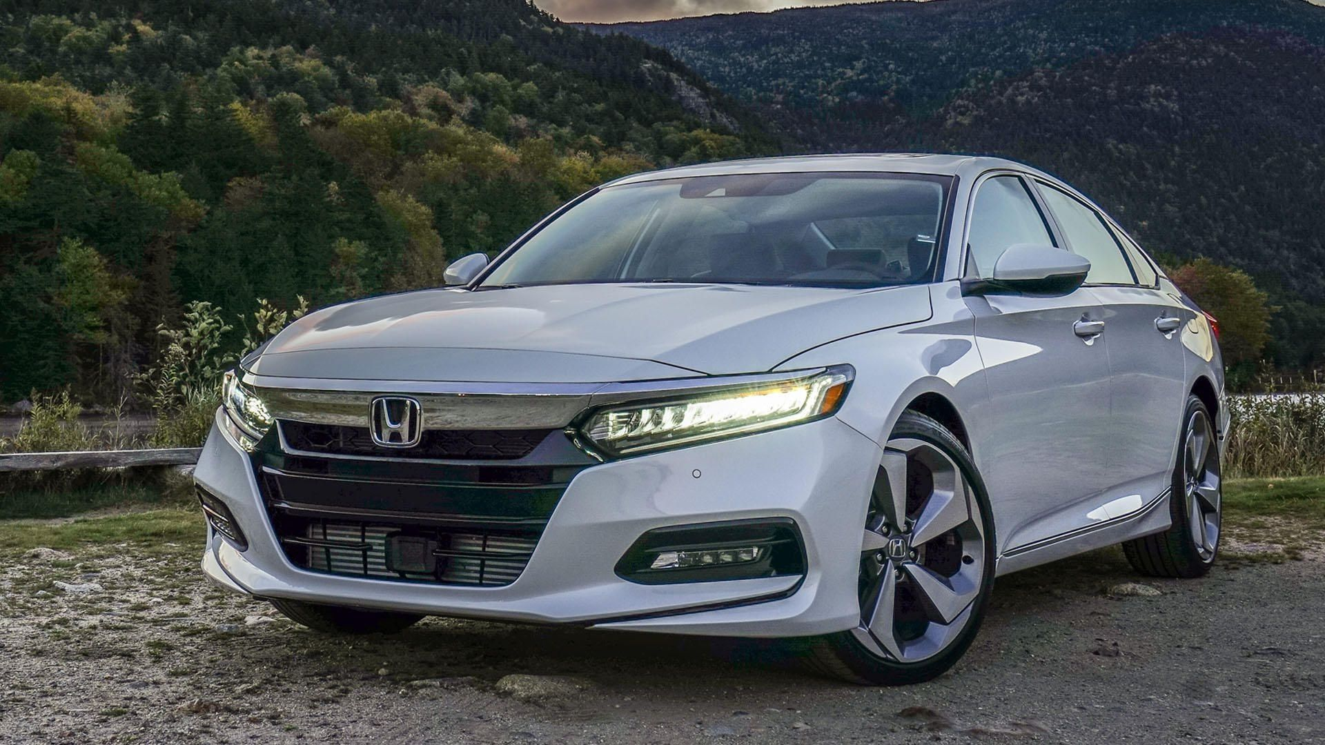 2019 Honda Accord First Drive Honda accord, Honda accord