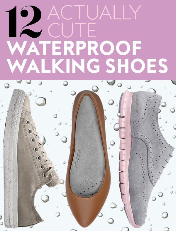 waterproof travel shoes
