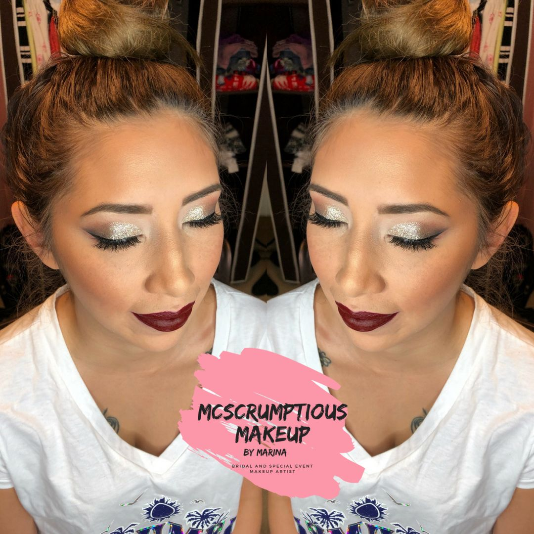 Pin On Mcscrumptious Makeup By Marina