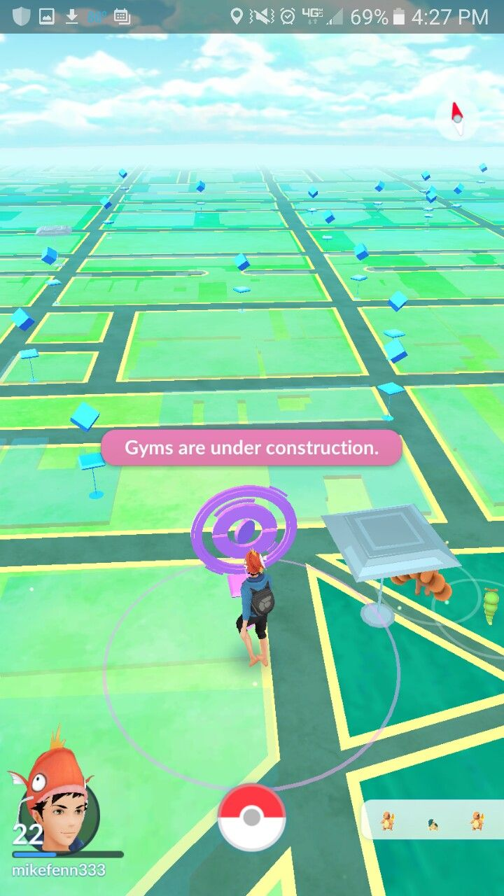 Gyms In Pokemon Go Like This One Near Rittenhouse Square Park In Downtown Philadelphia Closed On June 19 2017 So That Niantic One Team Downtown Philadelphia