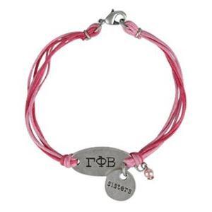 Gamma Phi Beta Sisters Bracelet - $12
