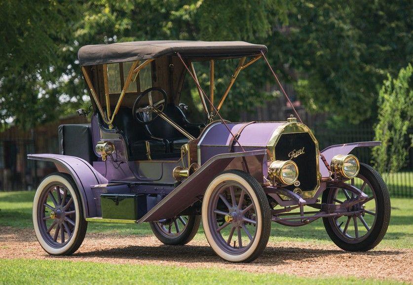 1909 Petrel 30HP Roadsterl - (Petrel Motor Car Co. Milwaukee ...