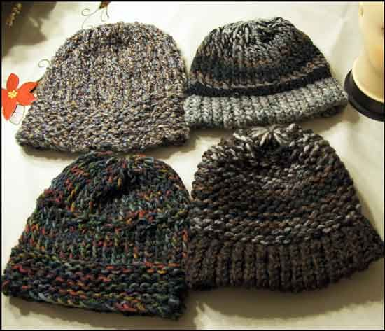 Mens Loom Knit Hats Knit Knit Loom Knit Hat Round Loom Knitting