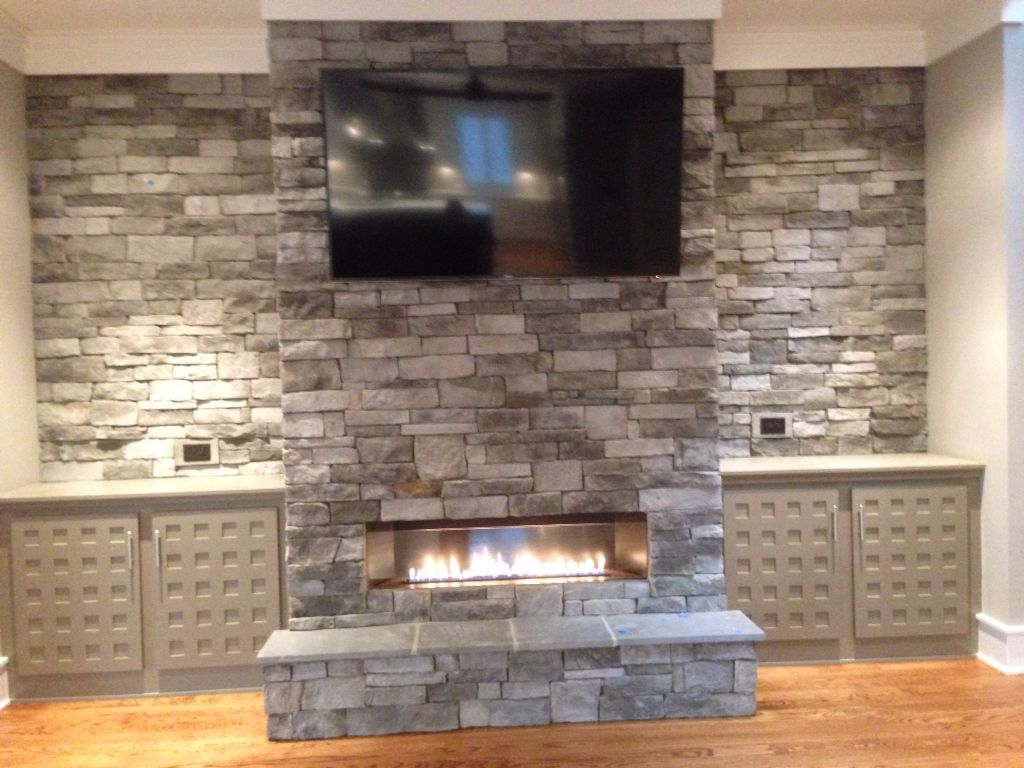 L And L Of Raleigh Built This Custom Sold Home Fabulous Fireplace