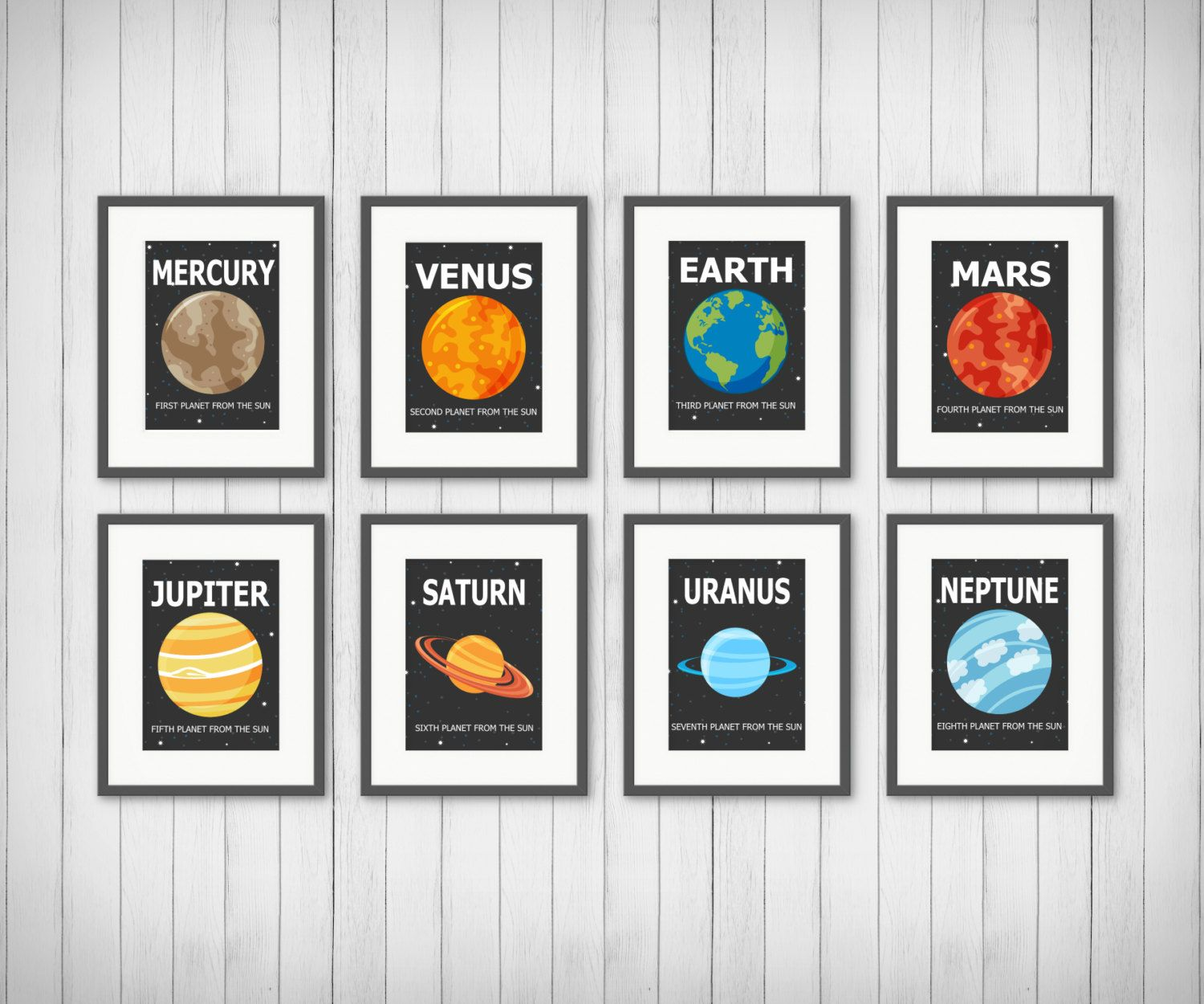Outer Space Room Decor For Teen: Boy Or Girls Room Decor