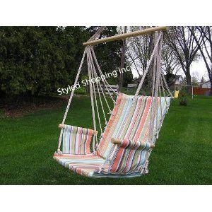Superieur Deluxe Rainbow Hanging Hammock Sky Swing Chair