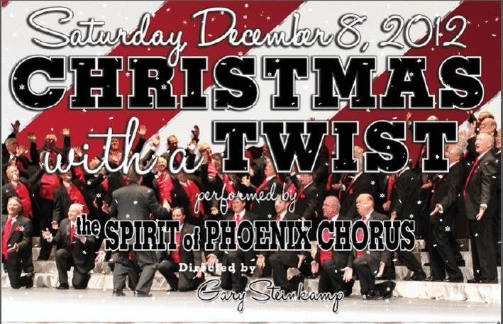 Christmas with a Twist at Skyline High School Mesa, AZ #Kids #Events