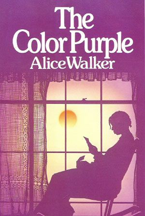 The Color Purple by Alice Walker - Purple Book Covers Designs ...