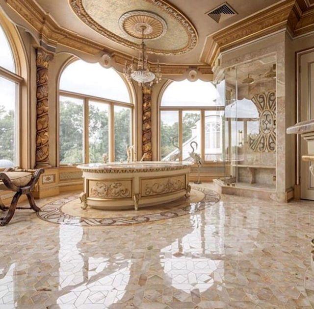 Traumhafte Badezimmer, Große Badezimmer, Luxus Badezimmer, Tolle Badezimmer,  Luxus Lebensstil, Millionär Lebensstil, Badezimmerideen, Bad Inspiration,  ...