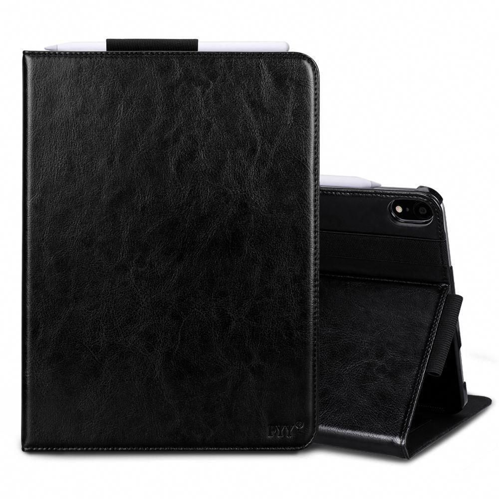 best loved b6b73 6681d 1-FYY Leather Case [Support Apple Pencile Charging] for Apple iPad ...