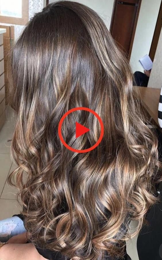 Side Swept Waves for Ash Blonde Hair - 50 Light Brown Hair Color Ideas