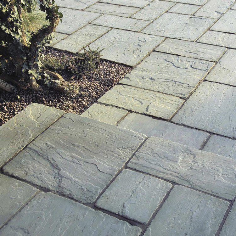 Beau Dalle Terrasse Pierre Naturelle #11: Gros Plan Sur La Texture Poreuse Des Dalles De Terrasse En Pierre Naturelle  En Relief
