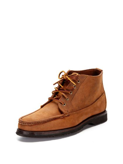 Eastland Made in Maine Aroostook Moc-Ankle Boot