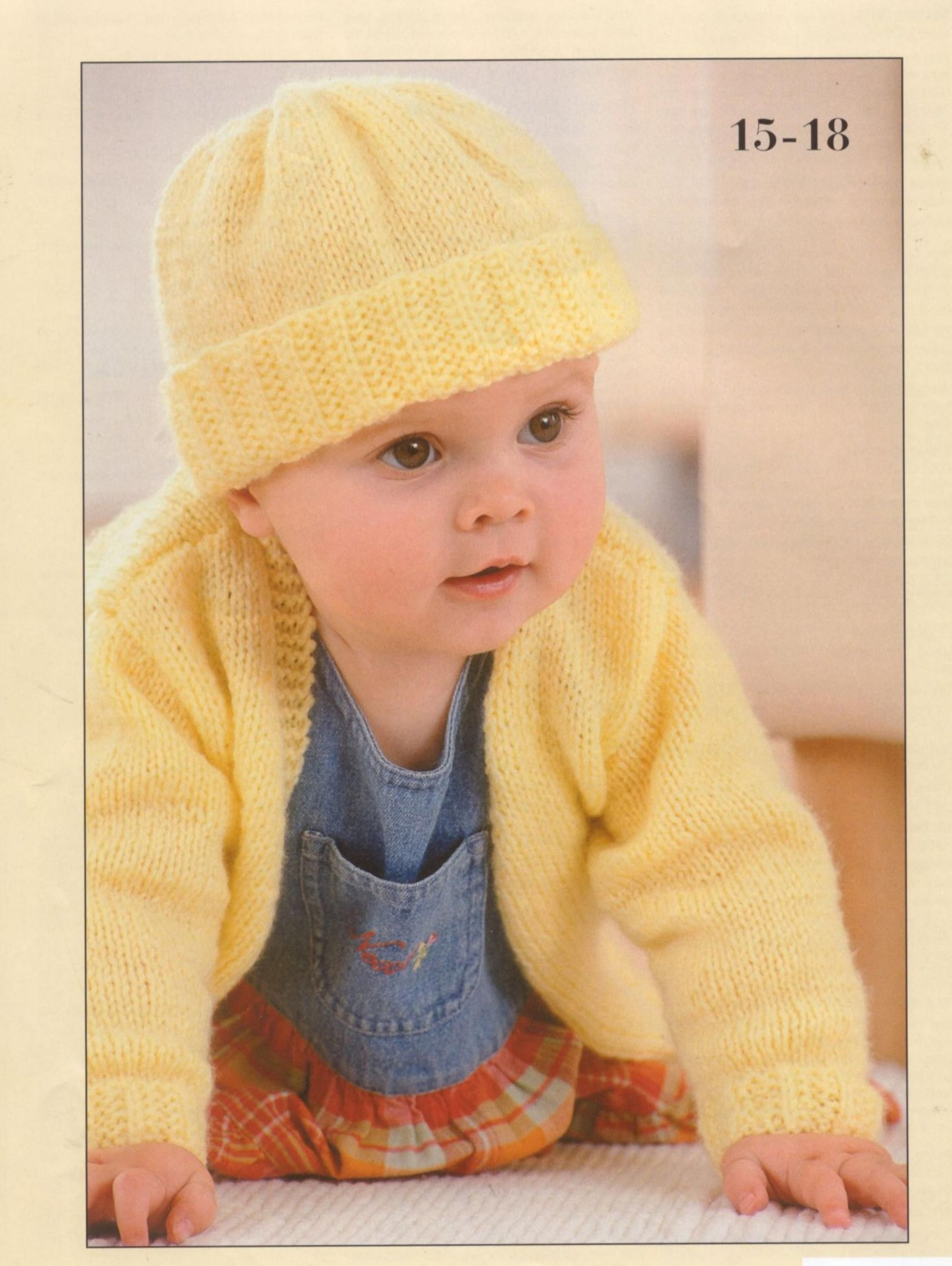 Patons 382 Knitting for Baby : Free Download, Borrow, and ...