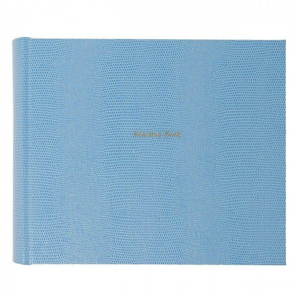 Baby Boasting Book in Blue www.bibleforfashion.com/blog #bibleforfashion