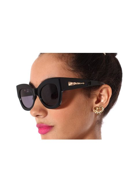 0474f0ab4a7 KAREN WALKER CRAZY TORT BANKS SUNGLASSES
