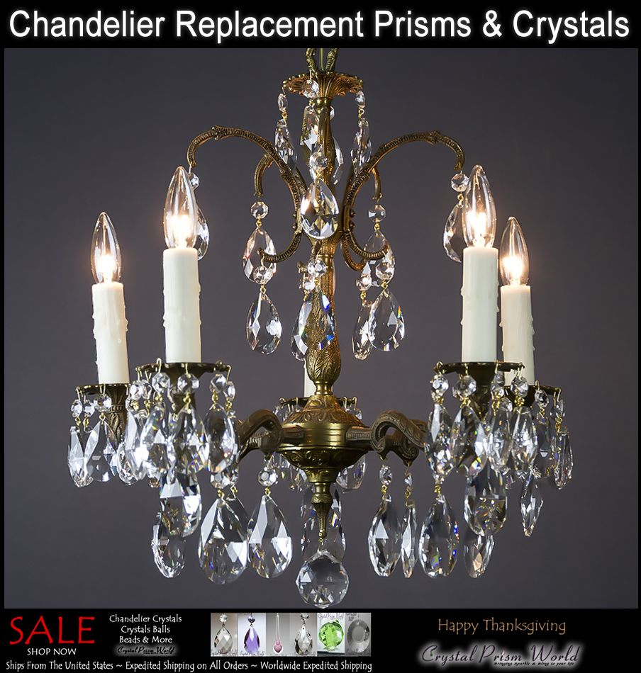 Chandelier replacement crystals prisms by crystal prism world chandelier replacement crystals prisms by crystal prism world arubaitofo Images