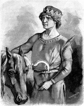 frej nordisk mytologi