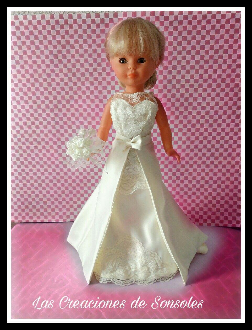 Vestido de novia personalizado de #lascreaciones desonsoles | Las ...