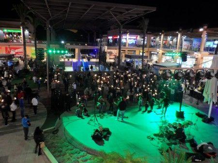 Zenia Boulevard - Centro Comercial en Orihuela Costa - Alicante - La hora del planeta