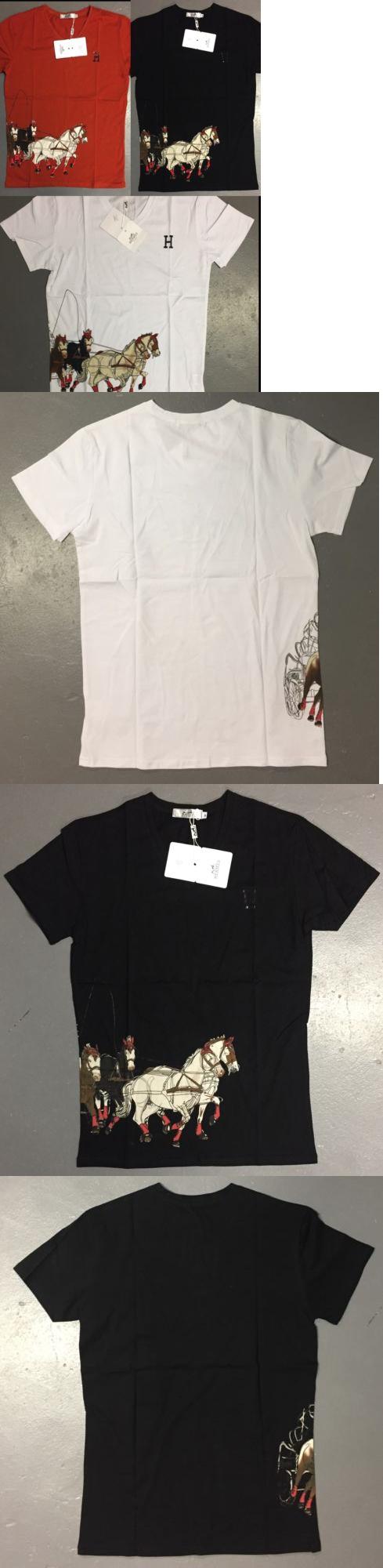 bee5e1c5 WRG-5771] Men Clothing T Shirts Hermes Brands