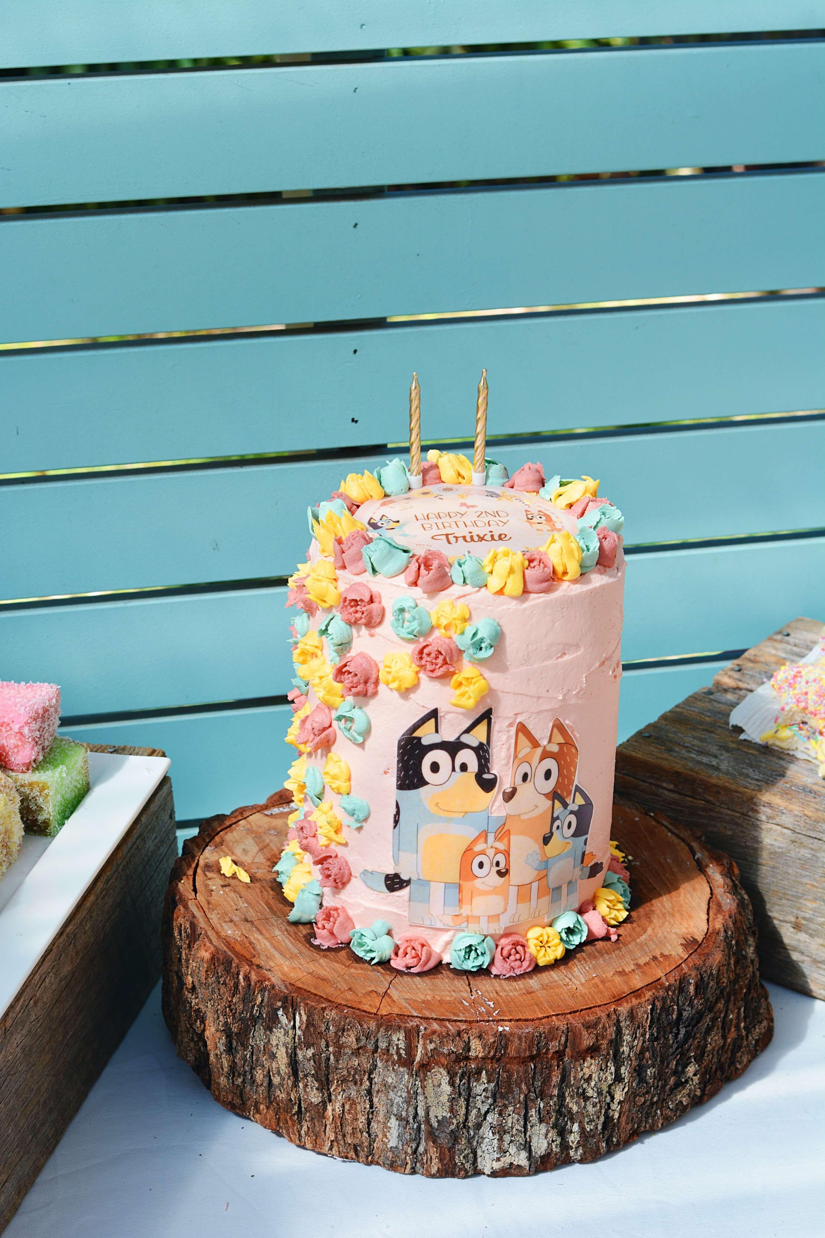 32+ Bluey birthday cake ideas ideas