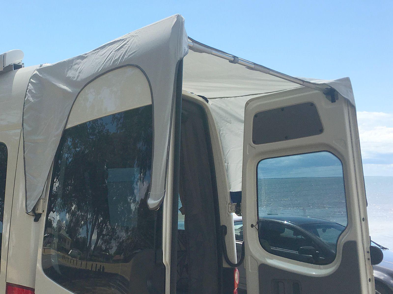 Tents Designed For Campervans Van Tent Tent Vw Crafter