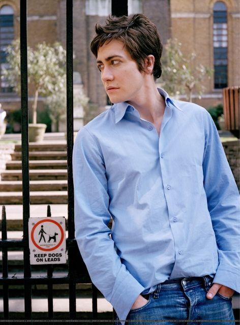 Jake Gyllenhaal 2002