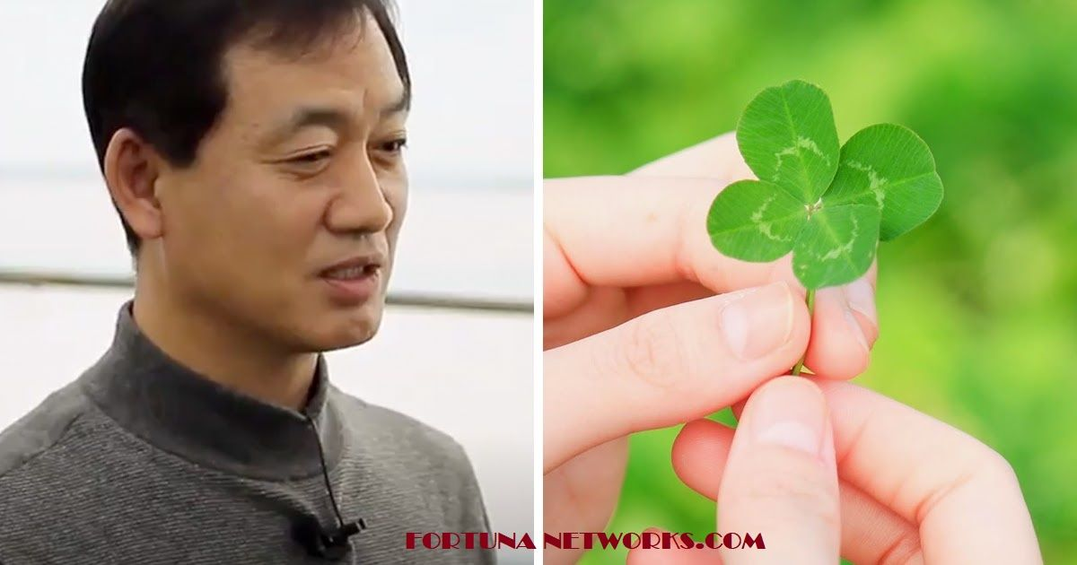 Achieve A Success Of 100 000 A Month By Selling Semanggi Leaves Korean Men Four Leaf Clover How To Make