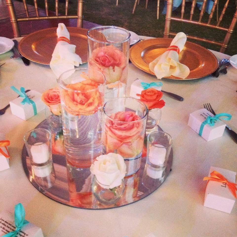 Wedding Decor Ideas For Your Wedding In Jamaica | Teal wedding ...
