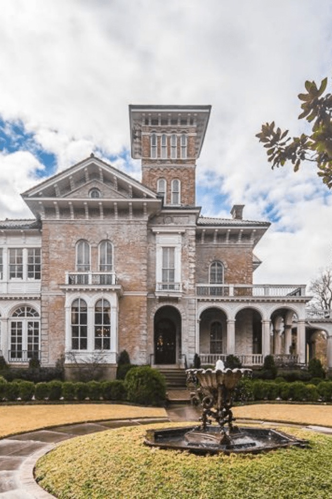 1850 Annesdale Mansion For Sale In Memphis Tennessee Captivating Houses In 2020 Mansions Mansions For Sale Modern Style House Plans