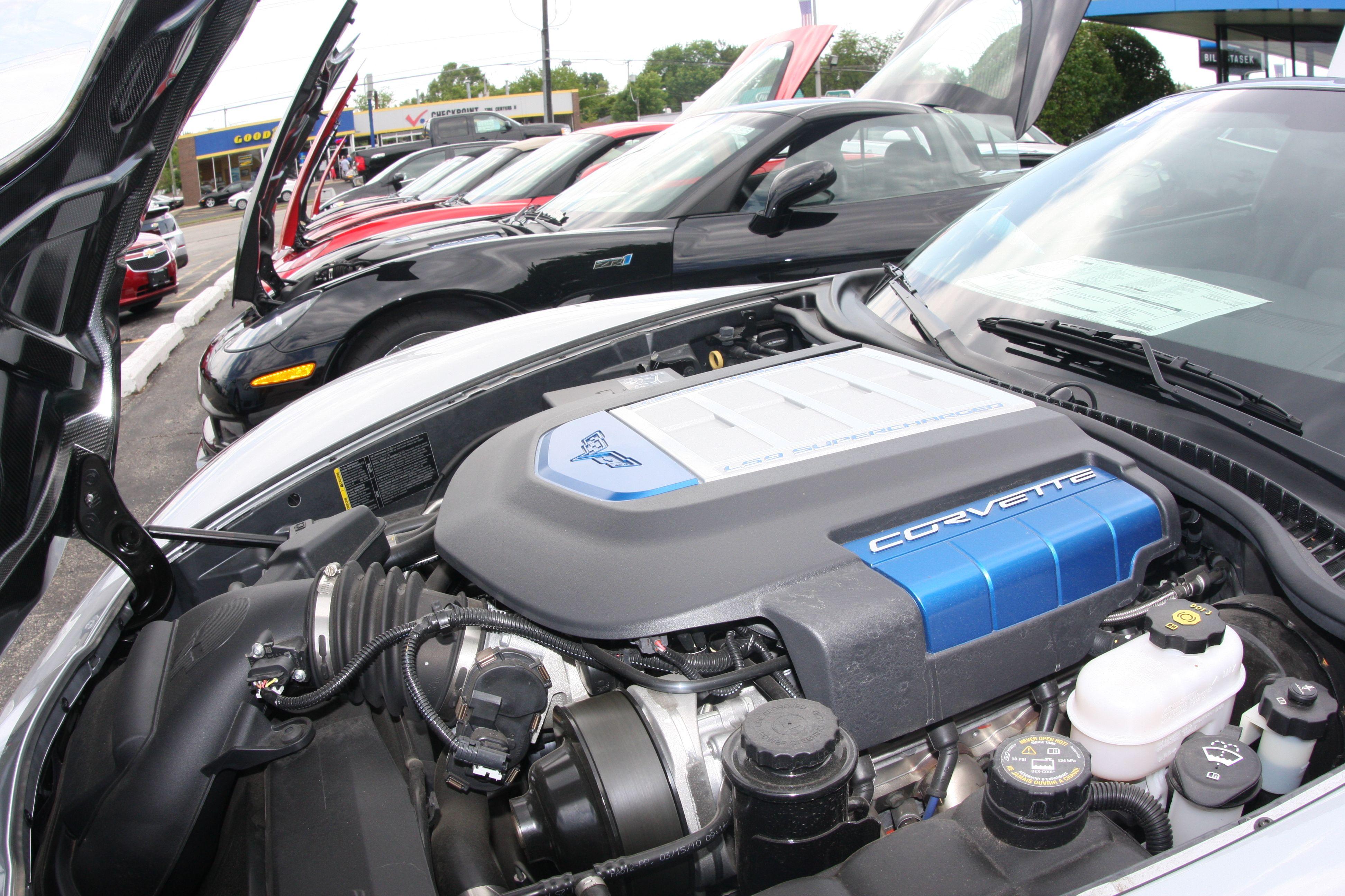 Stasek Chevrolet Largest Corvette Dealer In The Central Region