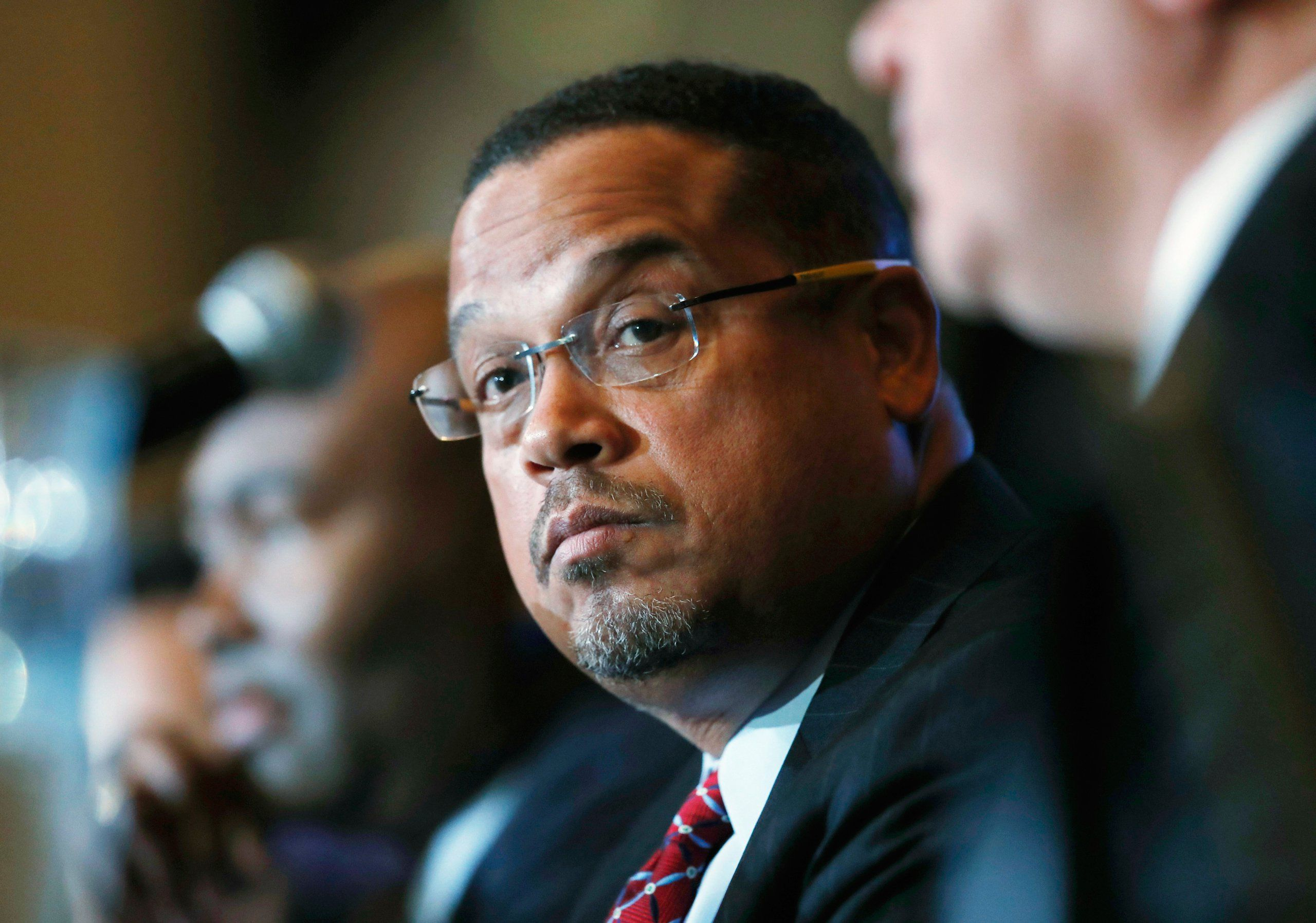 Keith Ellison: Democrats Take the Country Back