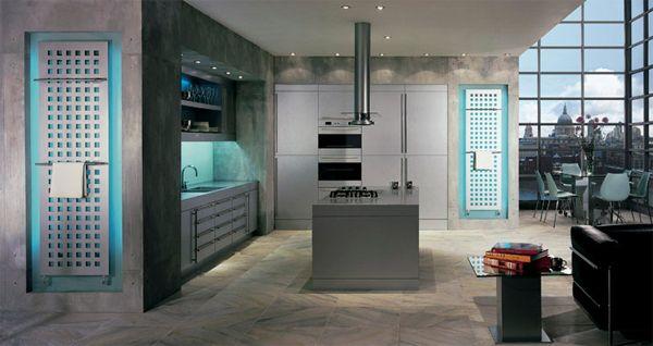 Charmant Designer Kitchen Radiators By Bisque (600×318)